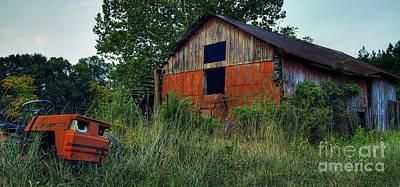 Photograph - Lawn Gone by Pete Hellmann
