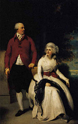 Digital Art - Lawrence Sir Thomas Mr And Mrs John Julius Angerstein by Sir Thomas Lawrence