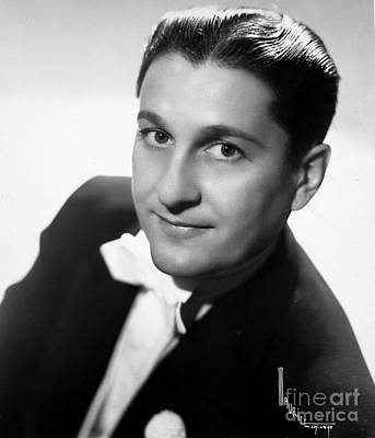 Lawrence Welk (1903-1992) Art Print