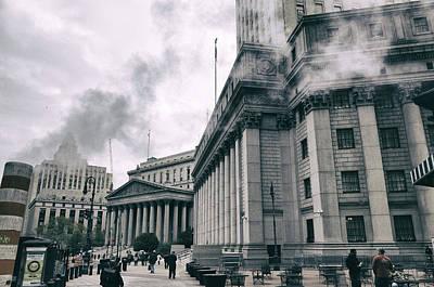 Photograph - Lawyer Land New York by Dave Beckerman