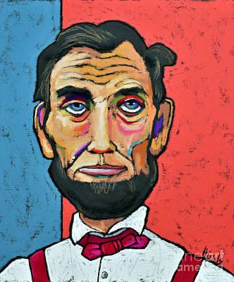 Lawyer Lincoln Original