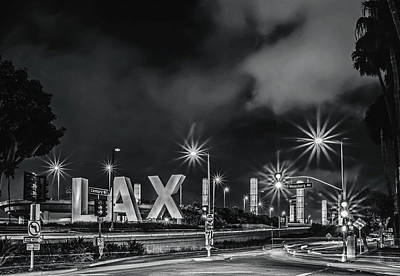 Photograph - Lax Entry by April Reppucci