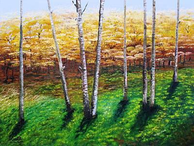 Painting - Lax Msc 172 by Mario Sergio Calzi