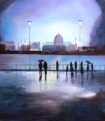 Painting - Lax Msc 260 by Mario Sergio Calzi
