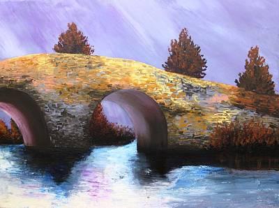 Painting - Lax Msc 271 by Mario Sergio Calzi