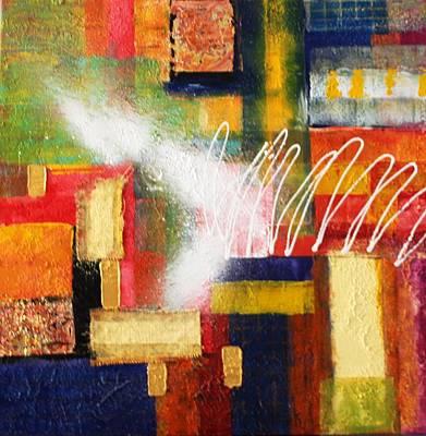 Painting - Lax Msc 299 by Mario Sergio Calzi