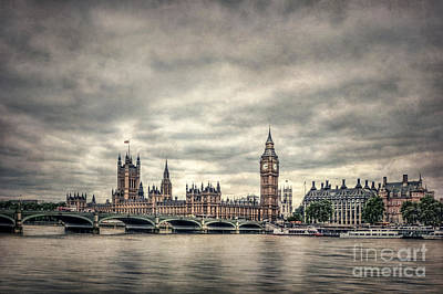 Royalty-Free and Rights-Managed Images - Lay Back And Think Of England by Evelina Kremsdorf