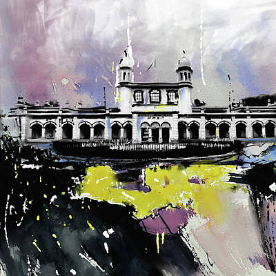 Layalpur District Council 193 3 Art Print