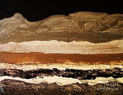 Layers Ll Art Print by Marsha Heiken