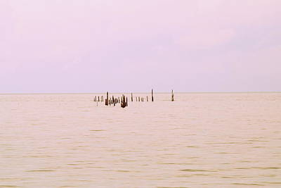Photograph - Layers Of Calm by Deborah  Crew-Johnson