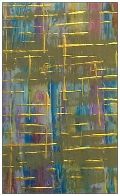 Painting - Layers by Sonya Wilson