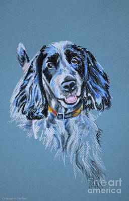 Pastel - Layla by Susan Herber