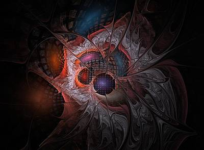 Digital Art - Lazarus Eleven by NirvanaBlues
