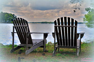 Photograph - Lazy Afternoon by Lisa Wooten