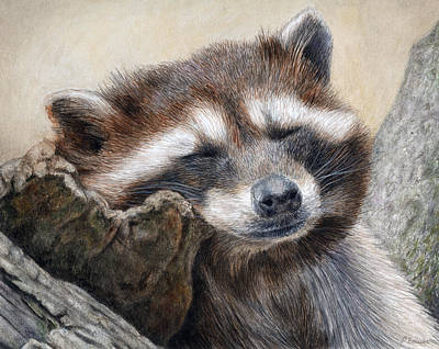 Sleeping Painting - Lazy Afternoon by Pat Erickson
