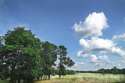 Photograph - Lazy August Afternoon by Bill Lere