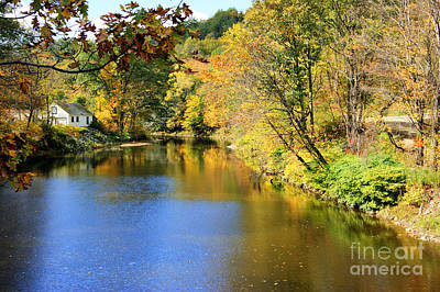 Photograph - Lazy Autumn Afternoon by David Birchall
