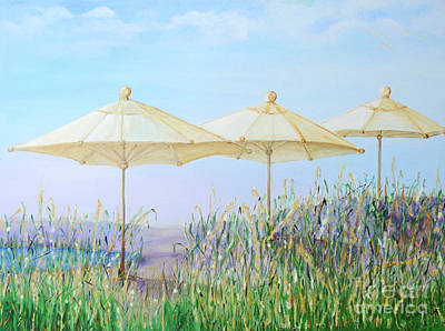 Painting - Lazy Days Of Summer by Barbara Anna Knauf