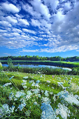 Photograph - Lazy Days by Phil Koch
