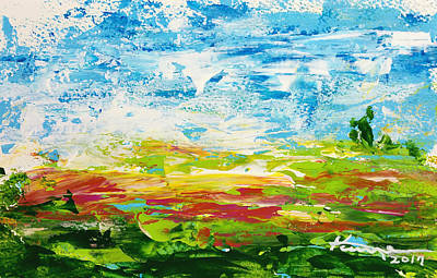 Painting - Lazy Spring Day by Kume Bryant