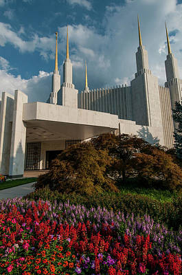 Photograph - Lds Recieving Area by Brian Green