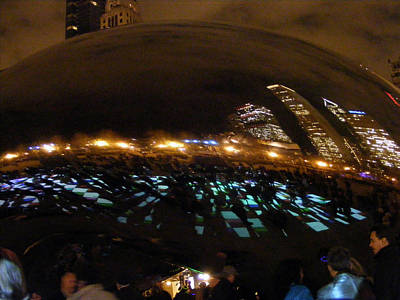 Photograph - Le Bean by Michelle Hoffmann