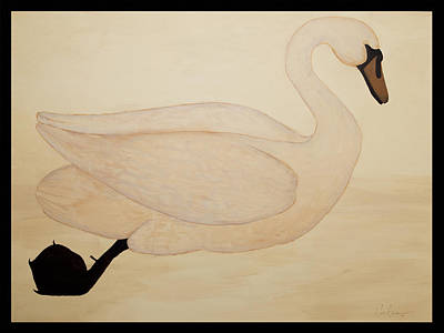 Le Cygne Original by Carrie Jackson