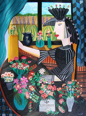 Le Fleuriste Original by Karen Serfinski