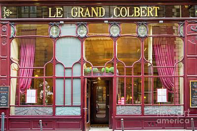 Photograph - Le Grand Colbert by Brian Jannsen