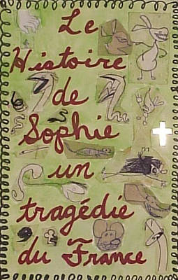 Le Histoire De Sophie Un Tragedie Du France Art Print by William Douglas