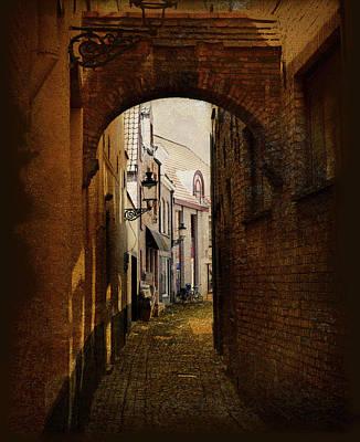 Le Passage Art Print by Cecil Fuselier