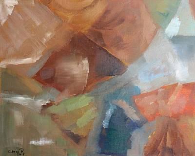 Painting - Le Plat Pays Qui Est Le Mien by Christel Roelandt