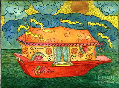 Le Reve - The Dream Art Print by Kristian Johnson Michiels