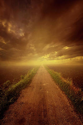 Photograph - Lead Us Not Into Temptation by Phil Koch