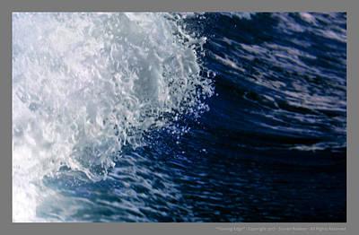 Digital Art - Leading Edge by Steven Robiner