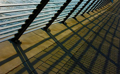Photograph - Leading Lines by Barbara  White