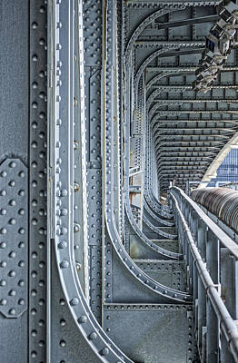 Photograph - Leading Lines by Stewart Helberg