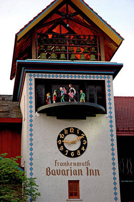 Church Photograph - Leading The Children Out Of Town Pied Piper At Frankenmuth by LeeAnn McLaneGoetz McLaneGoetzStudioLLCcom