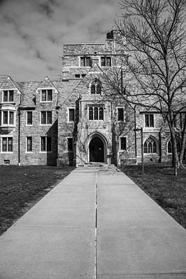 Uconn Photograph - Leading To Education by Karol Livote