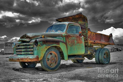 Photograph - Leadville Coal Company by Tony Baca