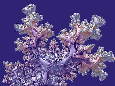 Digital Art - Leaf Shine by Susan Maxwell Schmidt