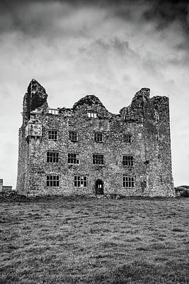 Photograph - Leamaneh Castle by Martina Fagan