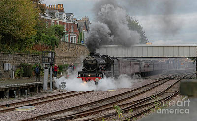 Photograph - Leander At Scarborough  by David  Hollingworth