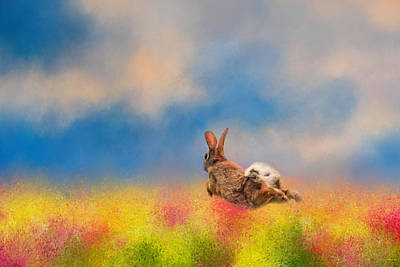Photograph - Leap Into Spring by Jai Johnson