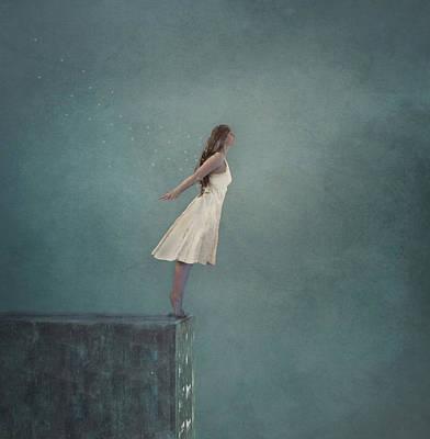 Photograph - Leap Of Faith by Linda Kristiansen
