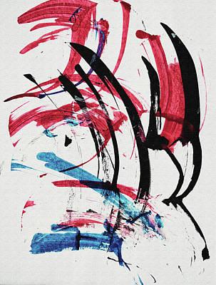 Leap Print by Tom Druin