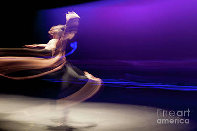 Photograph - Leaping Spin by Scott Sawyer