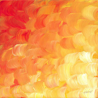 Painting - Leaps Of Faith Painting by Kristen Fox