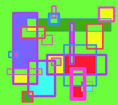 Digital Art - Learning Complex by Jeff Gater