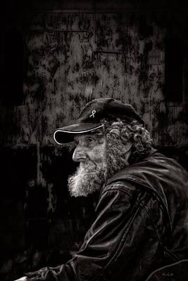 Photograph - Leather Jacket by Bob Orsillo